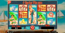 4 Lucky Pinups