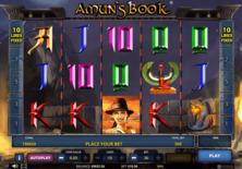 Amuns Book