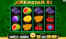 Jokerstar 81