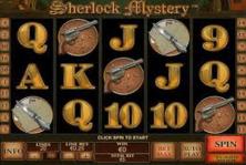 Sherlocks Reel Mystery