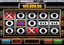 Super Spins Bar X Gold