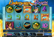 Underwater Pearls